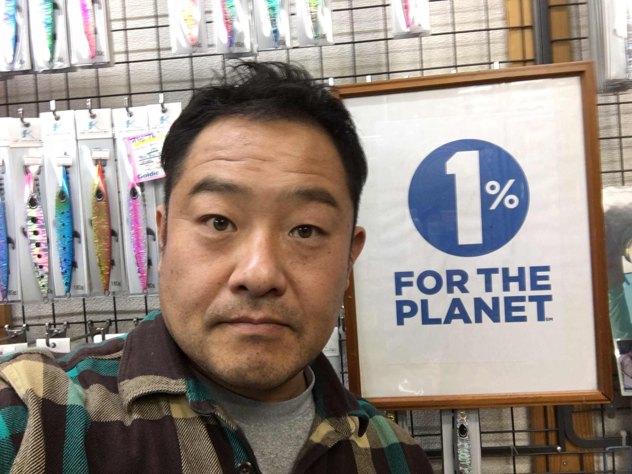 1% FOR THE PLANETへの参加。