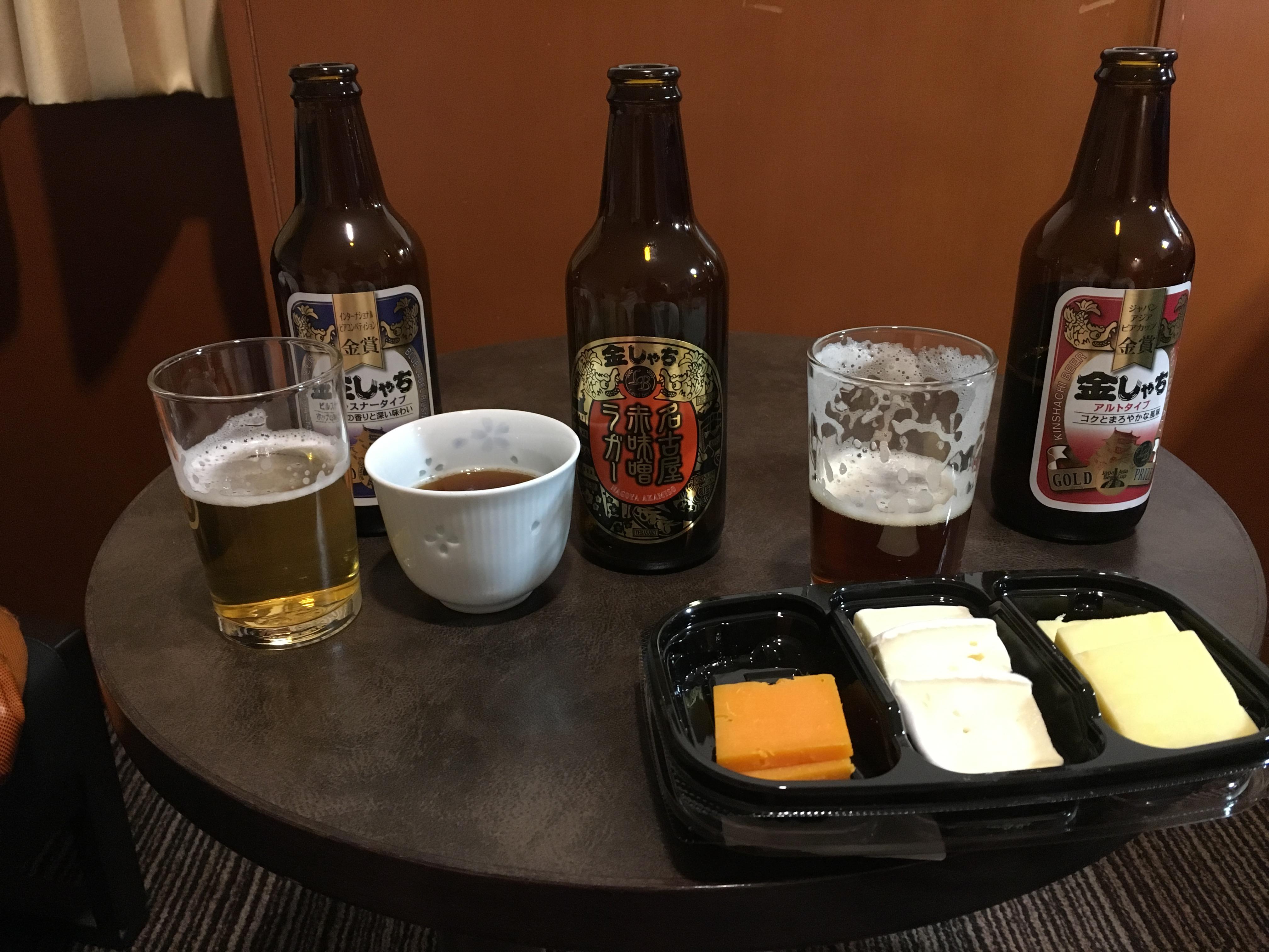地ビールを楽しむ(?)