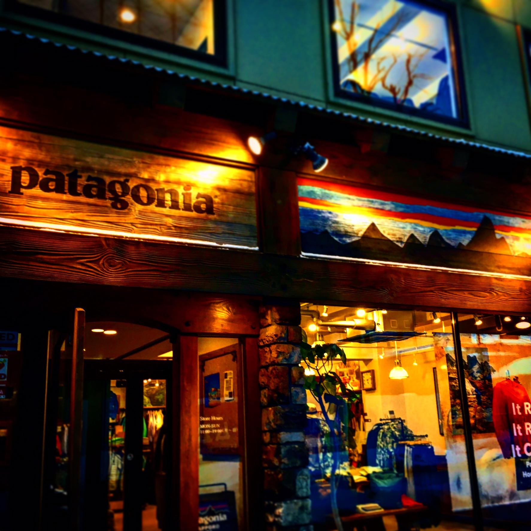 北海道へ。パタゴニア札幌南店と北店へ