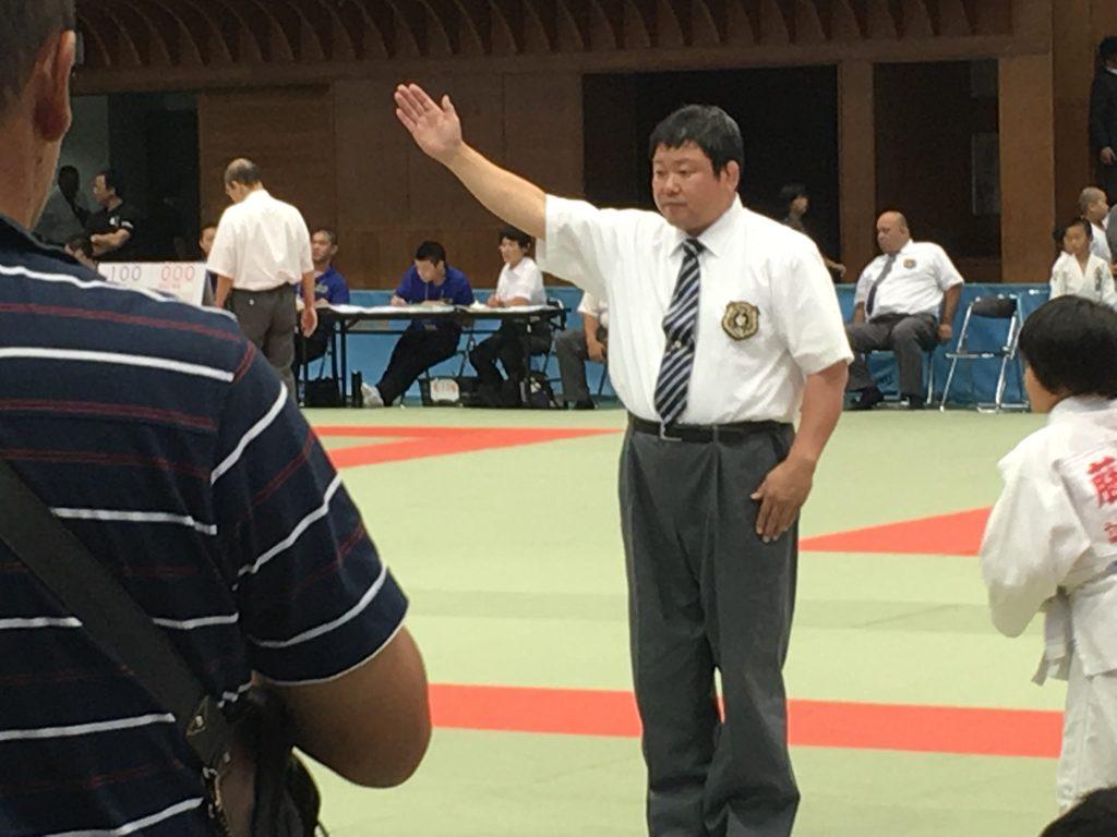 西川先輩にも、ご挨拶。