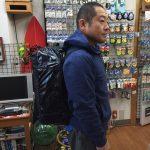 【パタゴニアの新たなバッグが入荷】ライトタイプのバッグはいかが?
