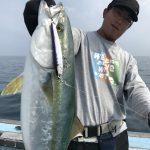 【北海道へ大移動⑧】『常呂沖に満喫❗️第58星流丸』でブリ狙い。