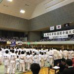【厚木市柔道選手権大会】午前中時間が取れたので、試合場へ次男の応援に。