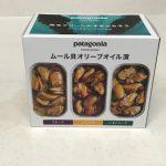 【パタゴニアプロビジョンズ】ムール貝オリーブオイル漬を食べ、贅沢な食卓。