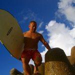 もう月末…。サーフィンが楽しくて、沖縄本島が楽しくて。