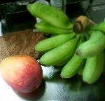 【島バナナとマンゴー】はやく沖縄に帰りたいなっ。