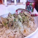 【オヤジ料理】シンガポールを思い出して。「チキンライス」を作ったよ。