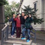 北海道へ『妹尾道場慰安旅行』で楽しい旅に。札幌〜小樽へと。