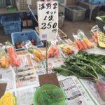 鎌倉野菜【七草粥】にしなさい、って言われても…。サラダが一番美味い。