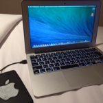 MacBookAIRを海外出張前に購入し、旅のお供に。最高です。