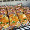 夏日。『ガリガリ君!ナポリタン味』を食す!!