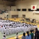 相模原市柔道大会へ柔道審判でお手伝いしてきました。