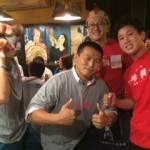 「肉の会」東海大出身の柔道家とガッツリ飲んでしまいました。