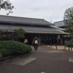 今日は、高校柔道の新人戦でした。神奈川県立武道館へ。