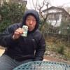 2015は鎌倉の実家で迎えました。今年は例年になく、寒かったです。