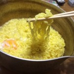 懐かしい味!柔道部寮生活だったので夜食によく食べていた味。