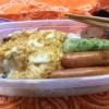 ピクニック気分で作った【オヤジ弁当】これ、美味い!