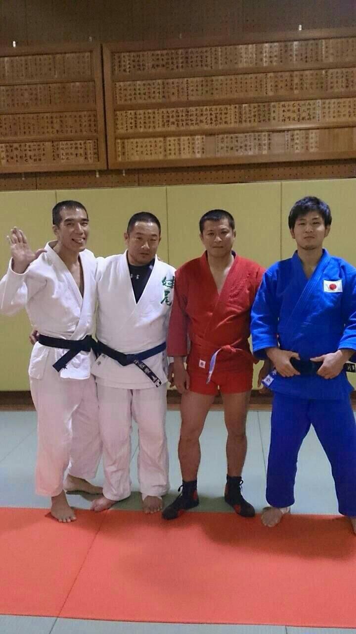 """2015年の柔道試合もこれにて終了。""""生涯柔道""""続けます。"""