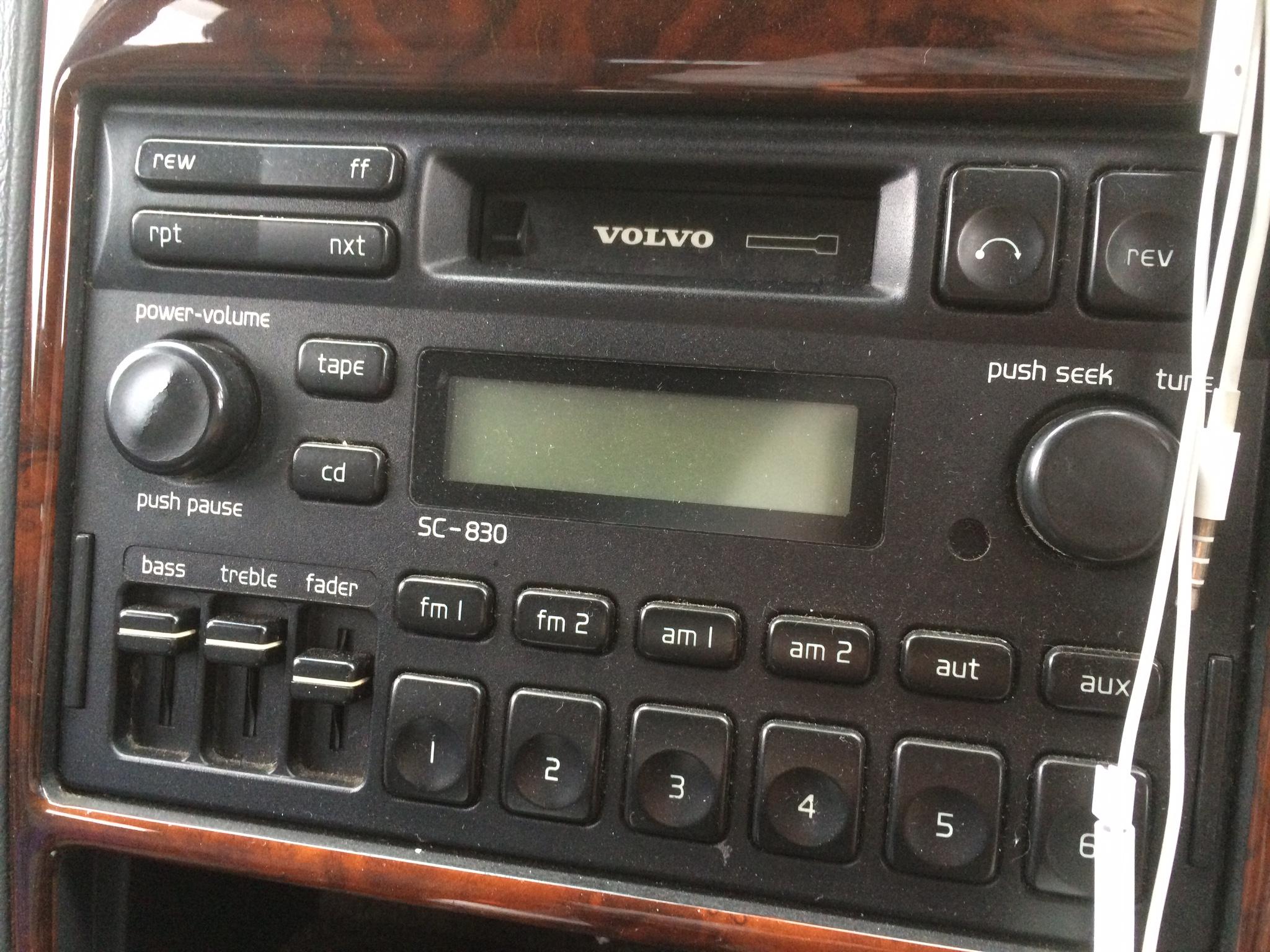 【volvo960】20年前生産「Classic」な愛車〜。でも宝物。