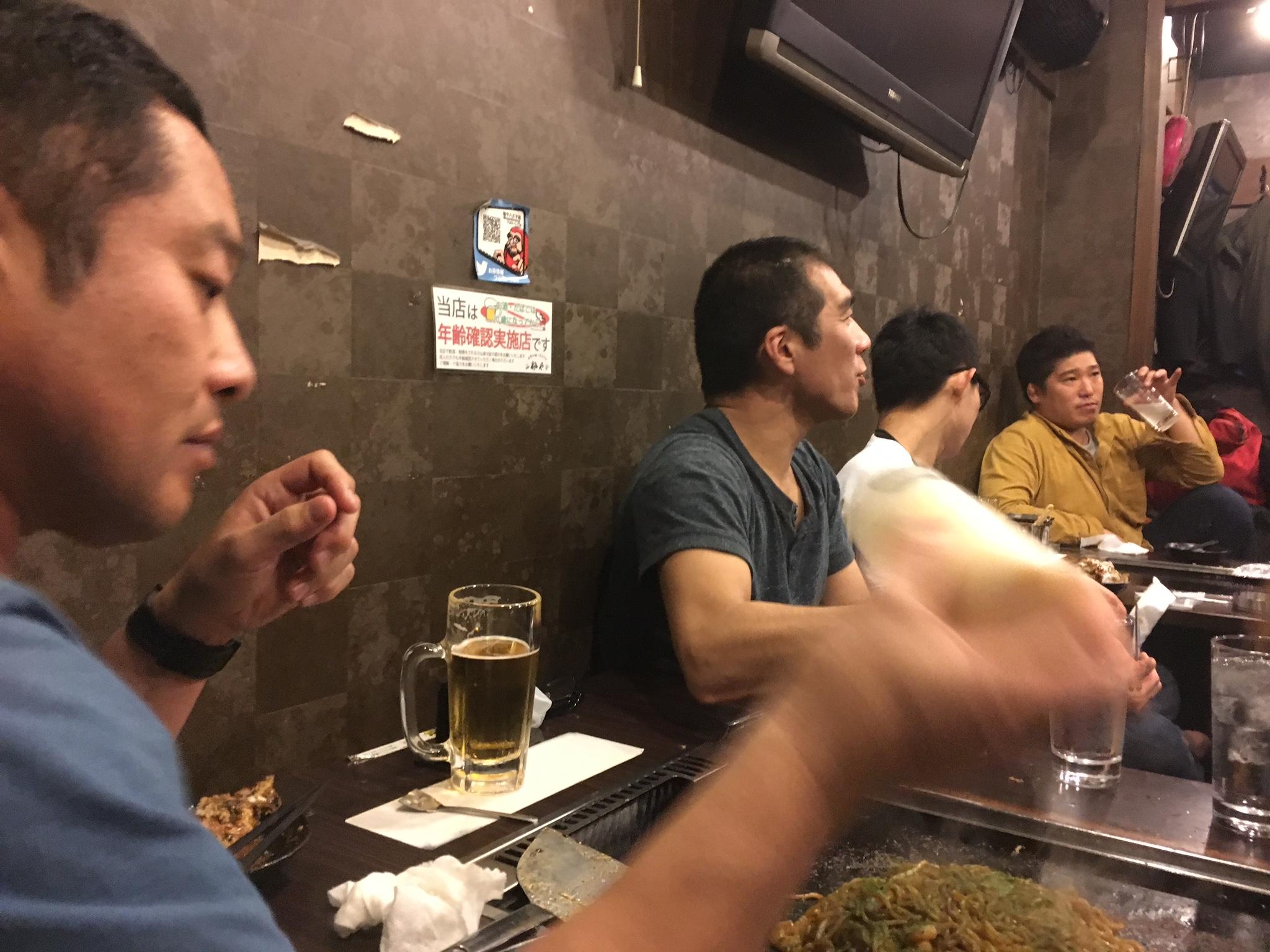 『炎の乱取り祭り』日本工学院八王子専門学校へ③忘年会編。