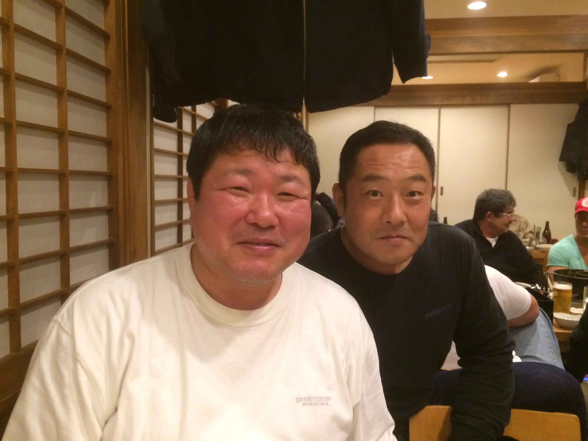 「お前が居たから全階級、中京柔道部が国体選手になれたんだ」野井先生の言葉に涙。