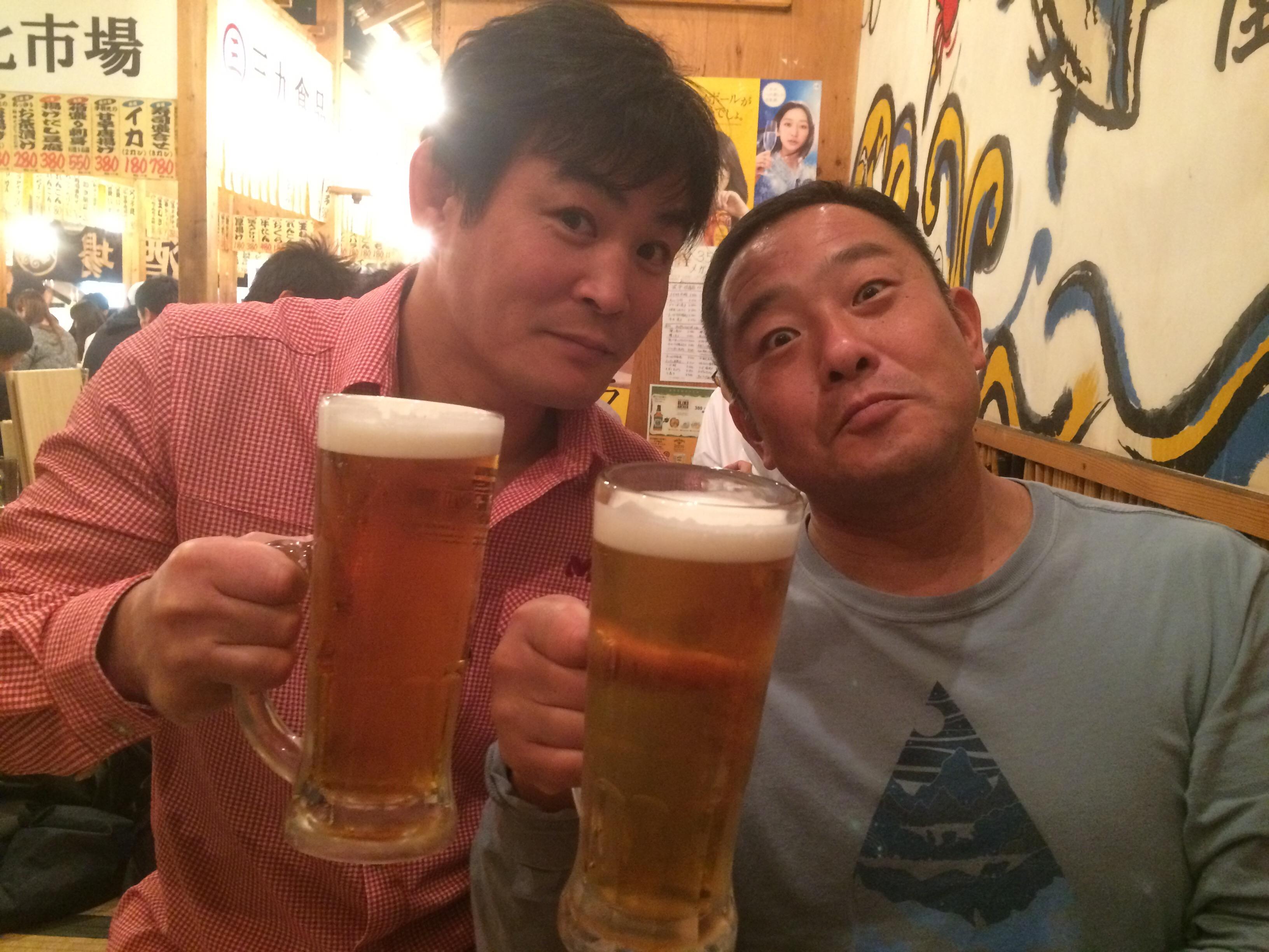 大阪へと…『大阪産業大学柔道部』へ宮本功三氏と出稽古へ。