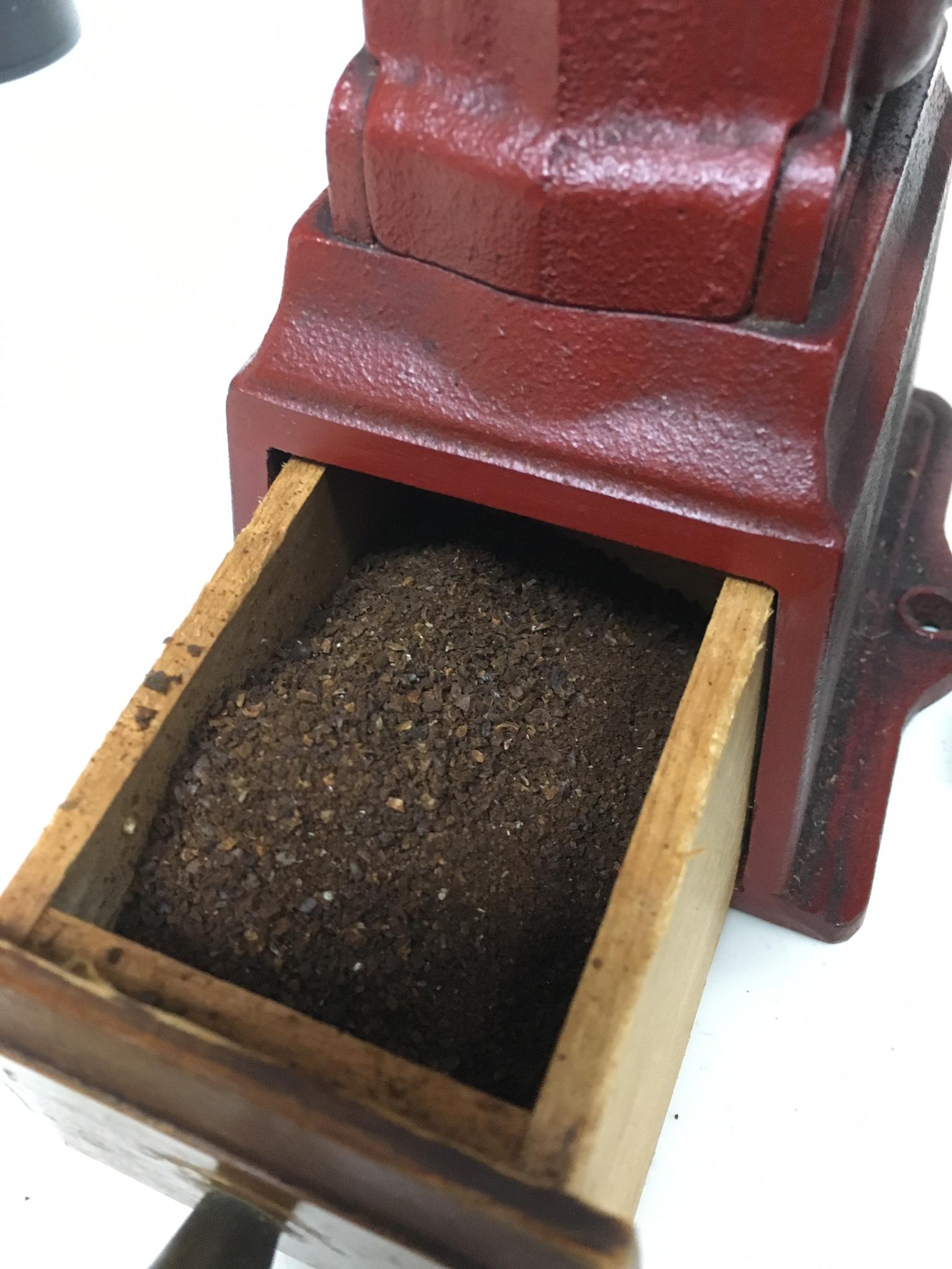 名古屋産コーヒーと言えば!「ガロンコーヒー」を淹れてみた。