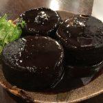 なんだよ、これ!美味しい【黒い物体】に感激。名古屋メシ最高‼︎