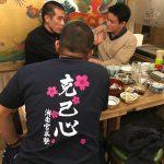 【…とある、夜の出来事】大阪から《神》と東京の《仏》と素敵な夜を過ごしました。