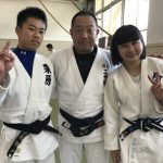 【高段者大会終了し、翌日の出稽古】伊志田高校で嬉しい再会に、感激。そして…。