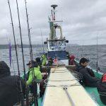 【はるかなる大地へ】2017年北海道ブリ3日目にして出船…コンディションが。
