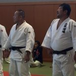 【市民大会にエントリー】久々の柔道試合は楽しかったが、膝が怖くて大変。