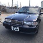 【家族は大反対】それでも昭和オヤジはボルボに首ったけ。VOLVO960大好き。