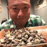 【まこ、いけだ】宮崎『ニシタチ』大好きな居酒屋。寒さと疲れた身体に鶏恋しくて。