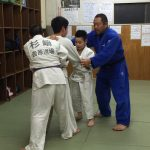 【背負投 神が町田にやって来た!】44年生と45年生昭和柔道繋がりに『感謝』。