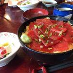 【ランチタイムが、ゴウジャス過ぎる‼️】札幌営業途中は寿司屋ランチにご満悦。