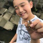 【ガサガサ大作戦2018】相模川に突入‼️獲れる魚種の違いに次男、感激‼️
