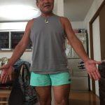 【バギーズパンツ、今夏は無くてはならない最高パンツ】サイズ感が難しいのが、ね。