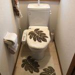 【自宅をきれいに。お告げ有り‼️】トイレ掃除に庭の草抜き。早起きは気持ちよく。