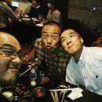 【11月末のイベントに向けて】宮本功三先生と下見に出掛けたよ。町田で乾杯。