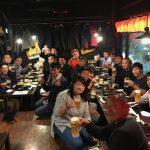 【近隣地区柔道指導者の集い】今年冬は、町田駅「とりのすけ」にて開催。