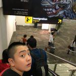 【次男とインドネシア旅】反抗期直前‼️いざ、バリ島へ。12/7出国から入国。