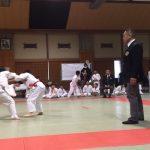 【神奈川県スポーツ少年団柔道交流大会】審判でお手伝いしてきました。