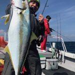【2019年2月Goldicヒラマサ釣行会】初日は午後から爆風に悩まされ苦戦。