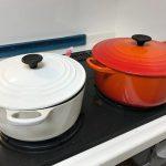 【ル・クルーゼでクッキング】煮物鍋物揚げ物も。何でも使う重宝鍋。