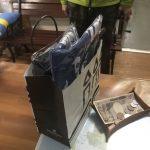 【購入商品のレジ袋、これ】Goldic開店当初からのお願いが今、こうして。