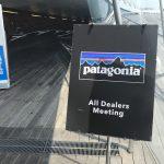 パタゴニア2020「SP20」展示会はいつもの横浜「大さん橋ホール」へ。