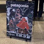 【パタゴニア大阪心斎橋ストア】ぶらり、と行く。出張先の楽しみ方はコレが1番。