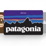 【パタゴニアのギフトカード】アメリカ本国やカナダしか使えないけど嬉しいお土産。