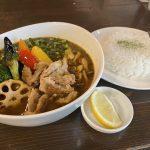 【再び、北の大地へ2020夏】最終日は札幌で。楽しみでいたスープカレー。8/6